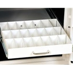 AMSEC Roll-Out Narcotic Drawer